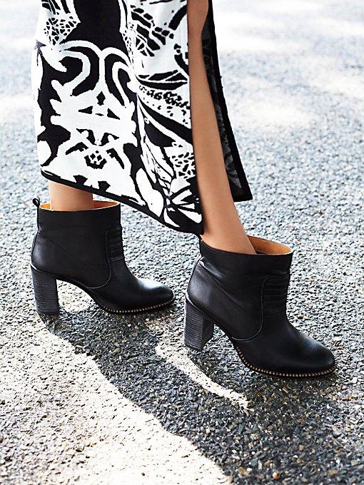 McCall Heel Boot