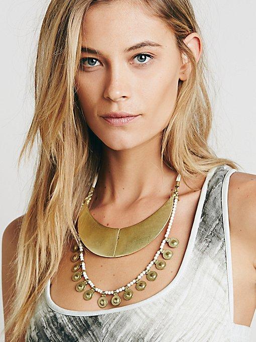 Yilan Coin Collar