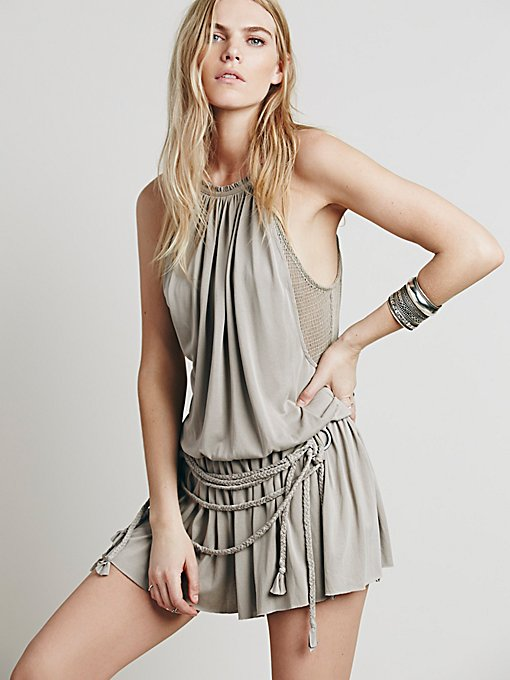 Dust in the Wind Romper