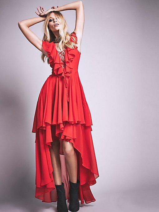Goddess in Rome Dress