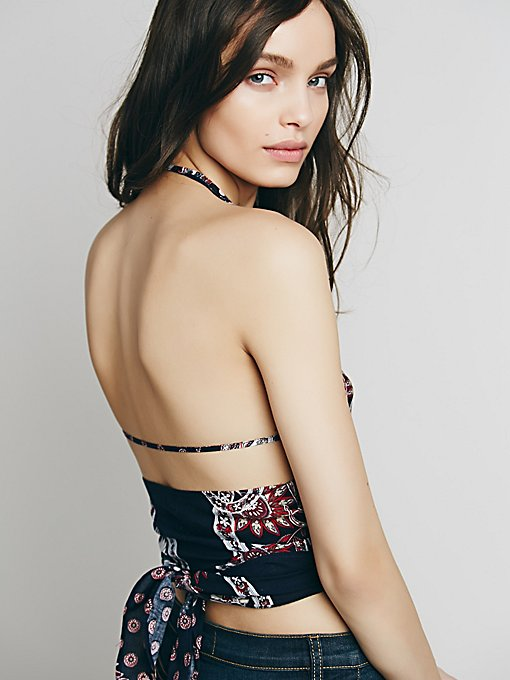 Wrapped Up in You Cami