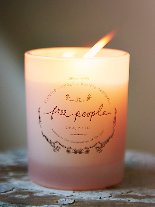 Free People Candle