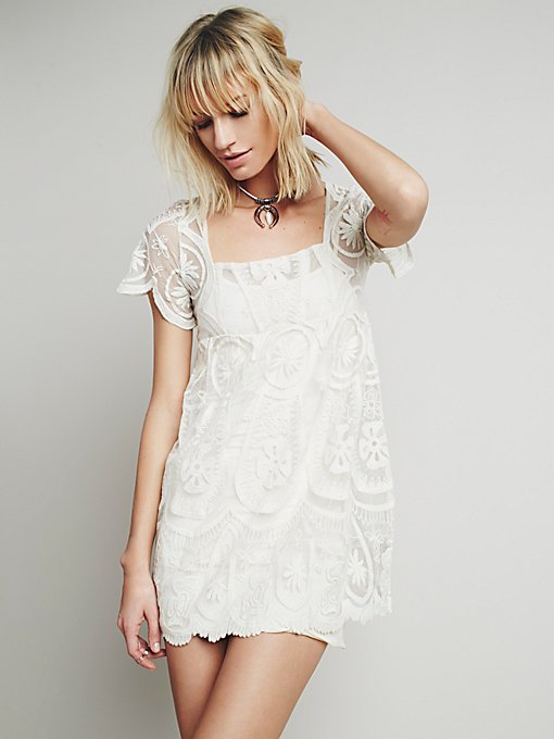 Pixie Short Sleeved Dress
