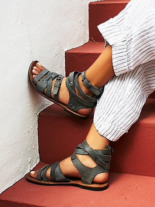 Durango Metal Gladiator Sandals