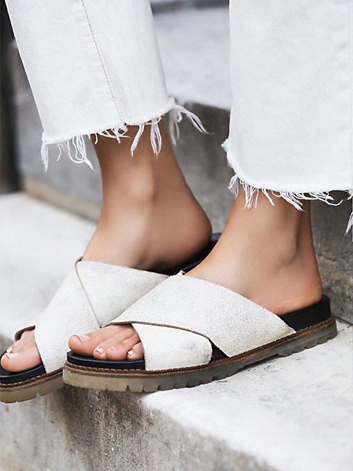 Claremont Criss Cross Sandal