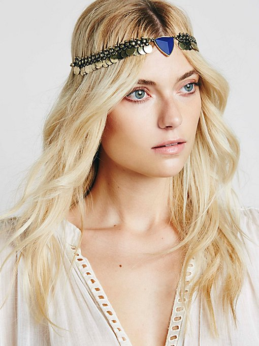 Stone Prism Headpiece
