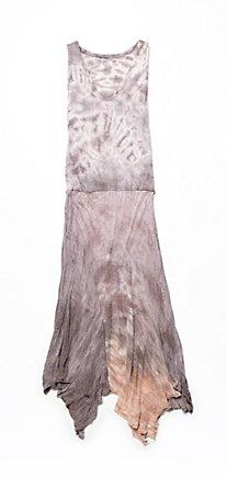 Distressed Lounge Dress