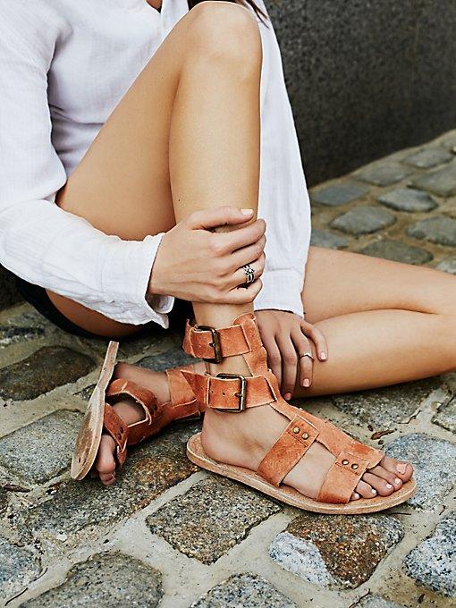 Carlyn Mid Gladiator Sandal