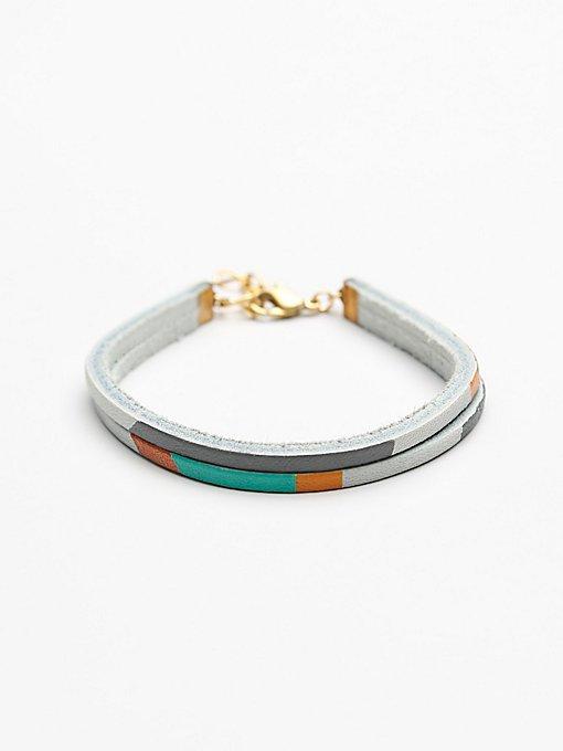 Pecos Handpainted Bracelet