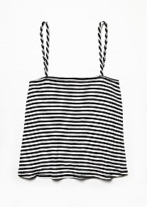Boxy Boy Striped Tank