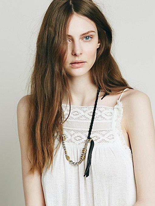 Stranded Necklace