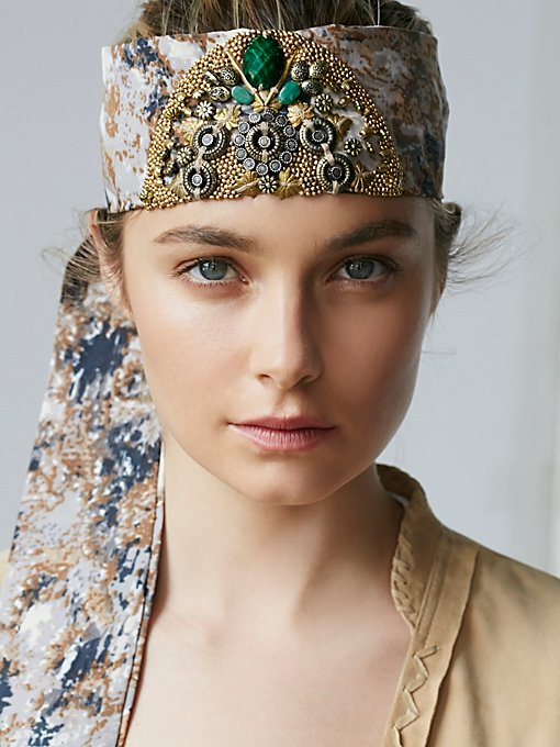 Embellished Head Wrap
