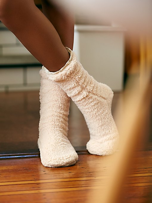 Lodge Slipper Sock