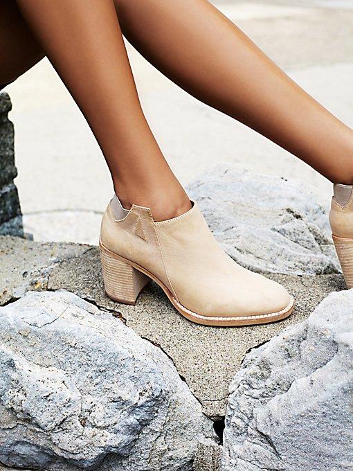 Upper Peak Ankle Boot