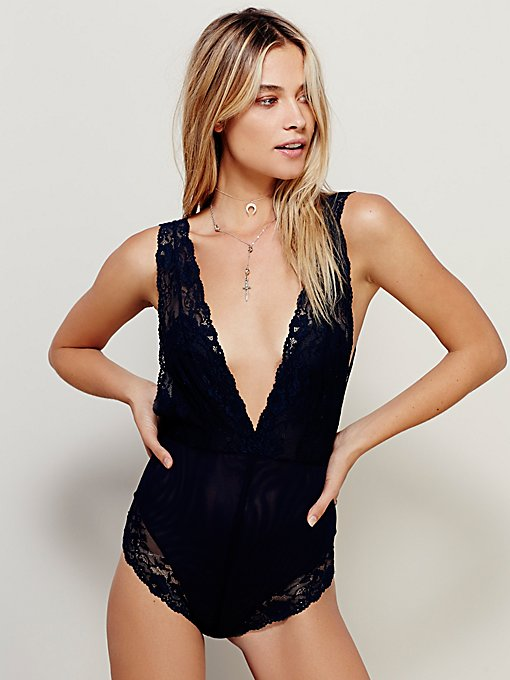 Midnight Hours Bodysuit