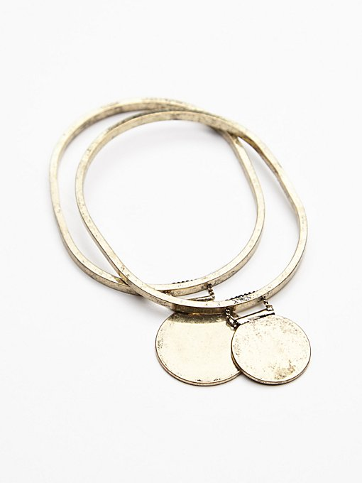 Simple Bangle Duo
