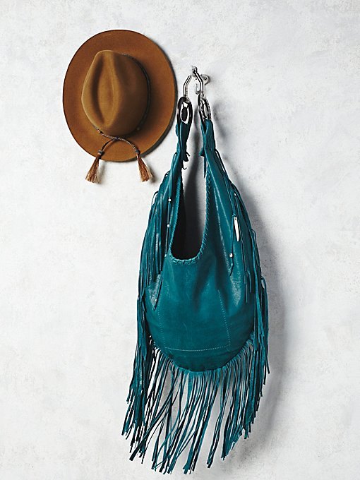 Willow Fringe Hobo