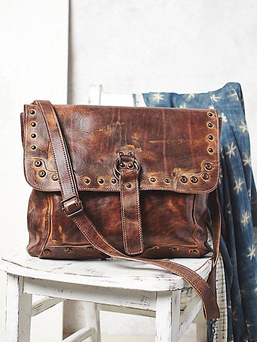Thames Messenger Bag