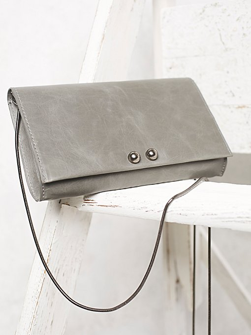 Tarnished Chain Crossbody