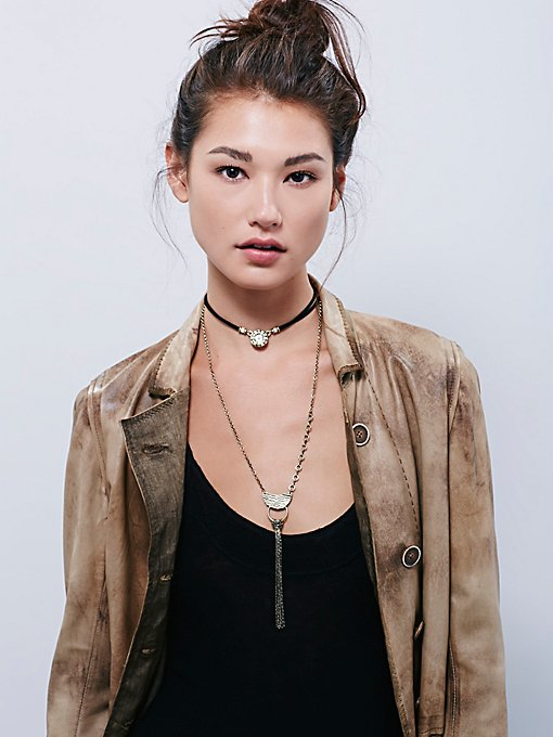 Stella High Low Necklace