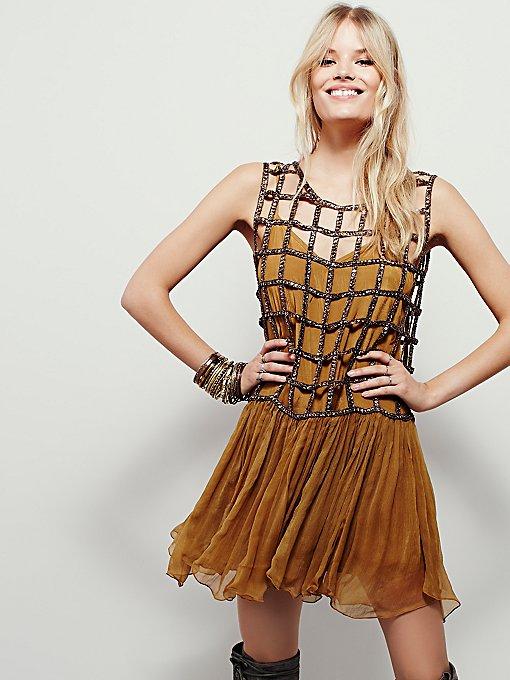Sequin Shell Dress