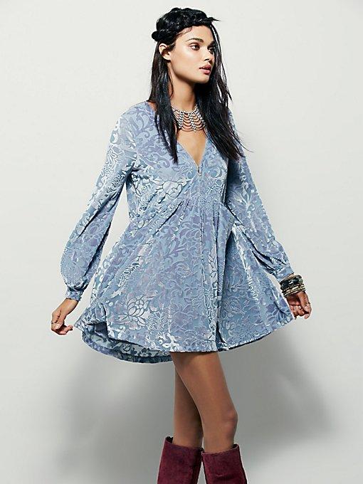 All Night Long Mini Dress