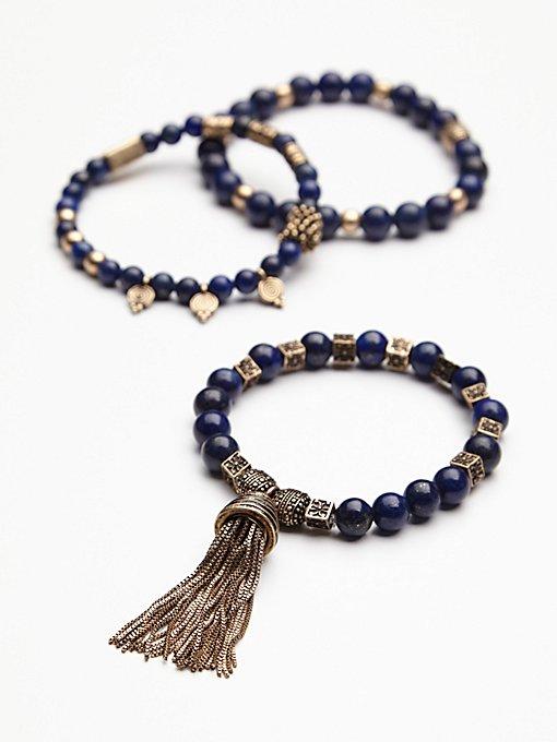 Ramses Beaded Bracelet