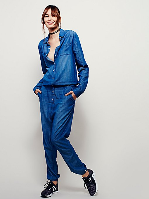 Defender Chambray One Piece