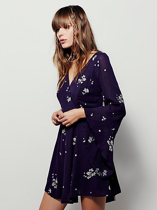 Jasmine Embroidered Dress