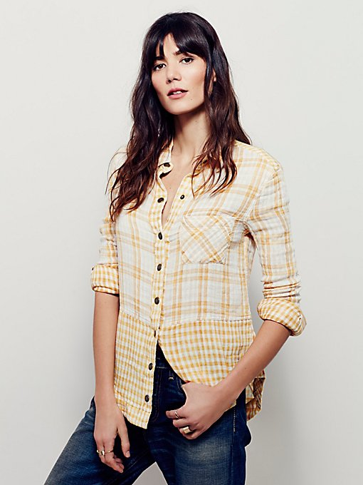 Lyndsy Buttondown