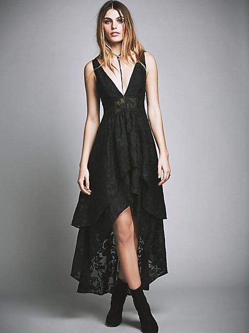 Roman Wonders Maxi Dress