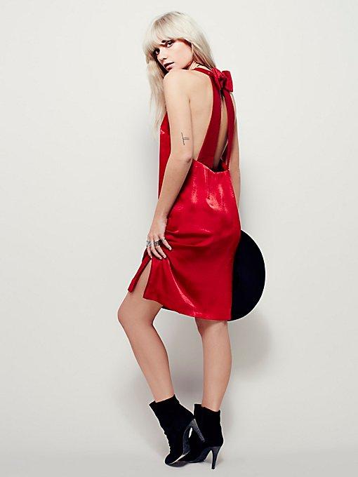 Satin Lover Dress