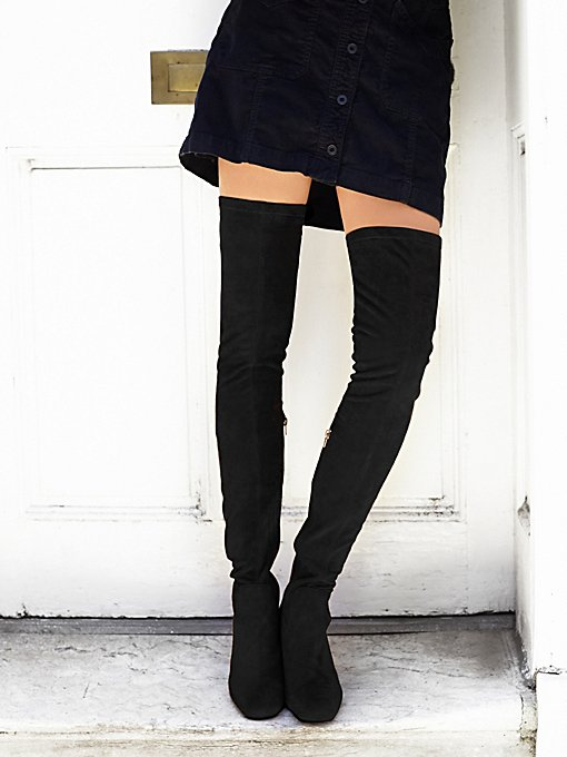 Parkway Thigh High Boot