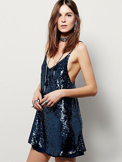 Sparkler Mini Dress