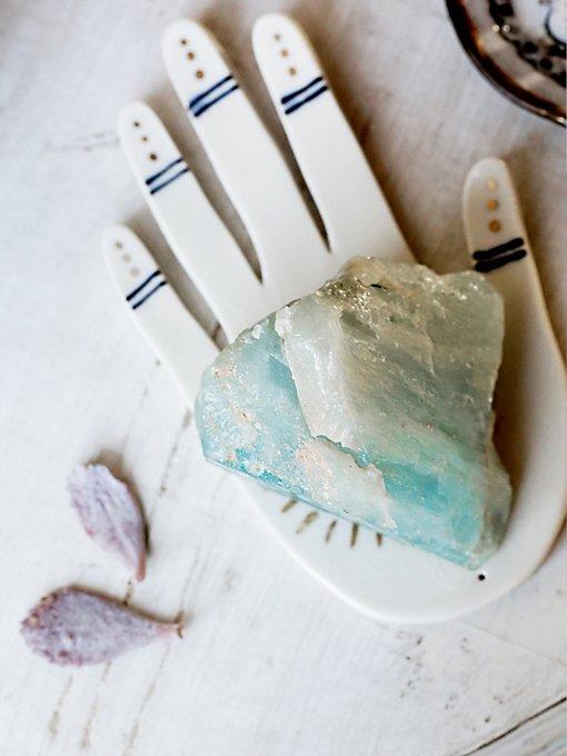 Vintage Aquamarine Crystal