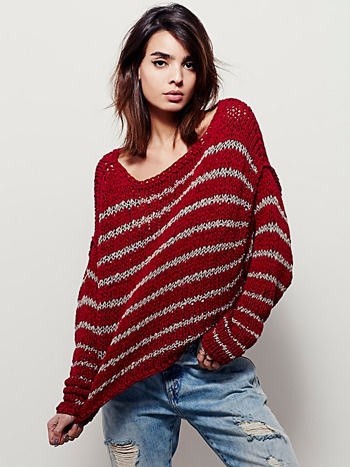 Over Easy Pullover