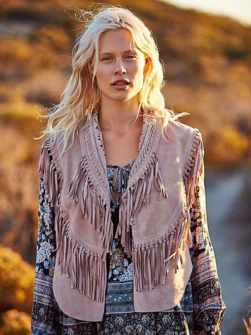 New Romantics Mojave Vest