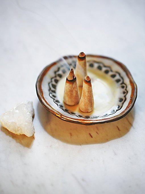 Circular Incense Dish