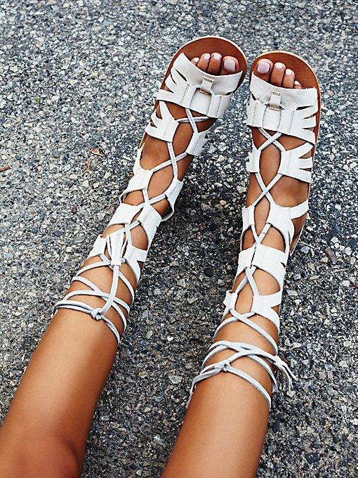 Mesa Verde Gladiator Sandals
