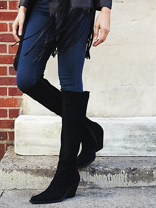 Highway 65 Over The Knee Boot