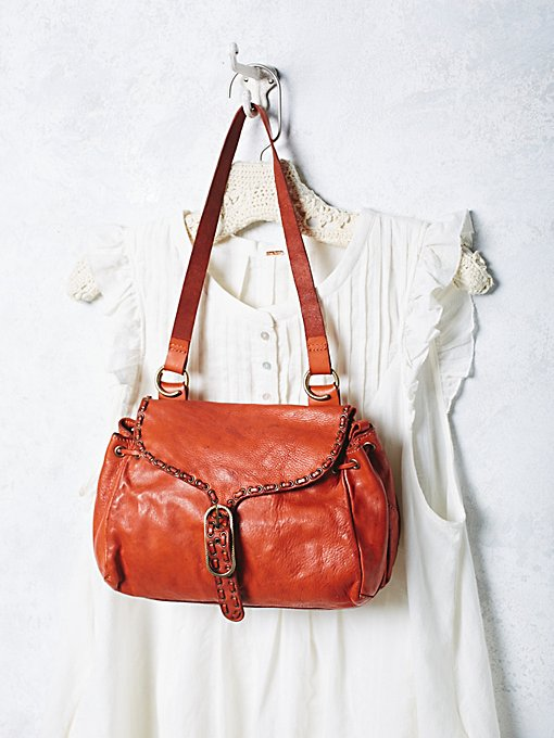 Venice Distressed Crossbody
