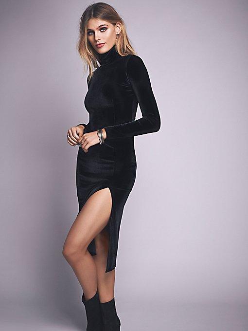 Velvet Alba Dress