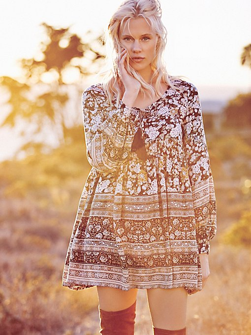 Heavenly Creatures Boho Dreaming Dress