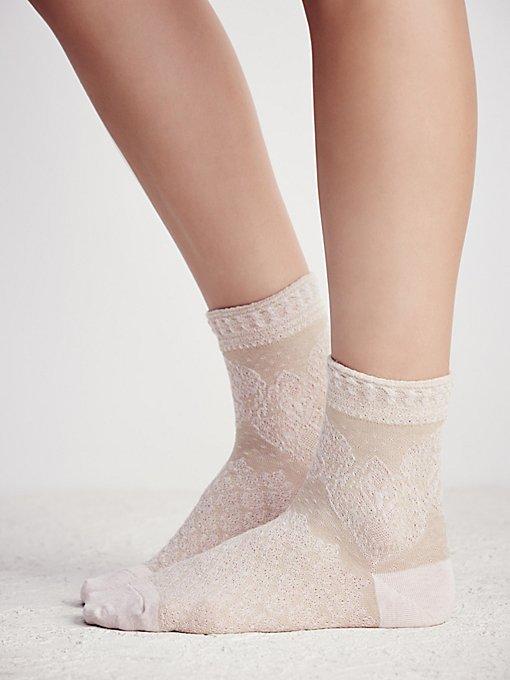 Leland Crew Sock