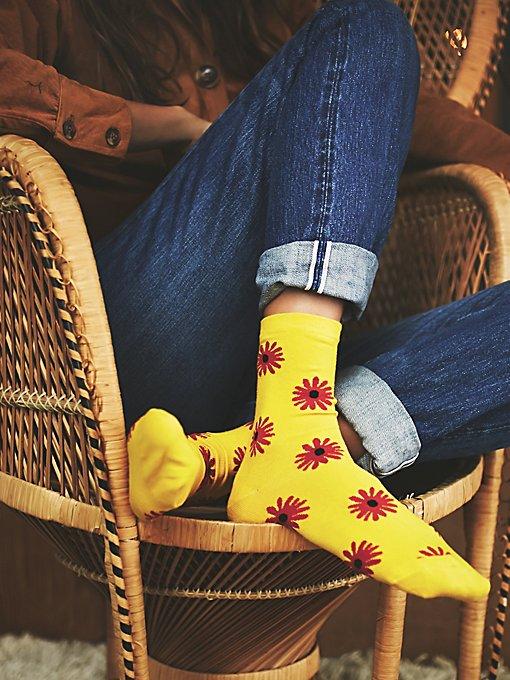 Sunflower Sock