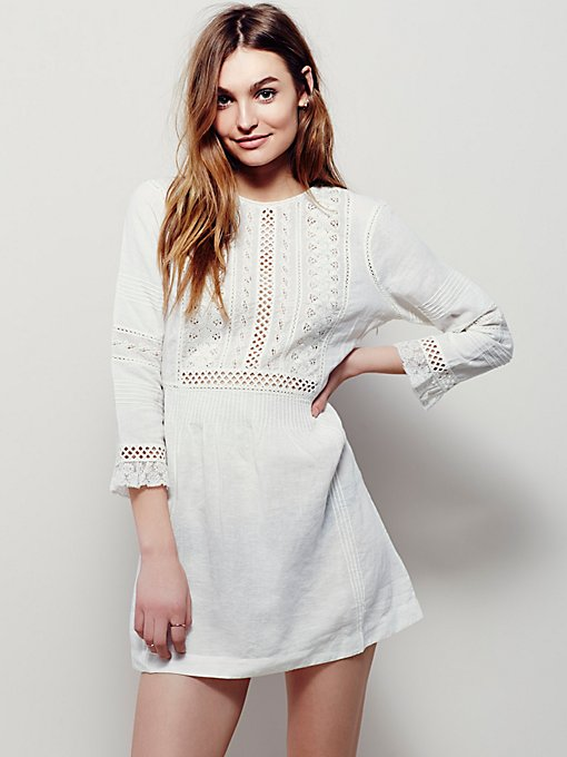 Little Wings Lace Tunic