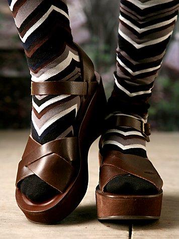 Ava Platform Sandal