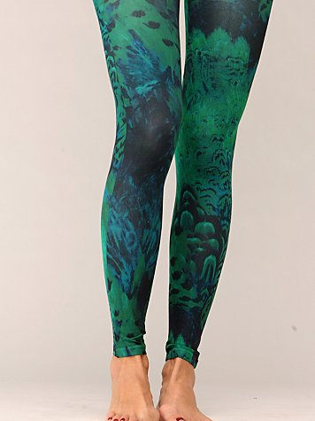 New Wings Footless Tights