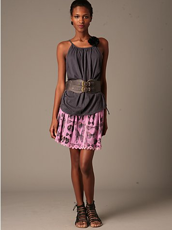 Butterfly Drindle Skirt